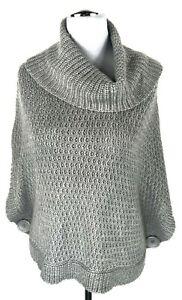 Pimkie Basics Damen Pullover Poncho EUR L