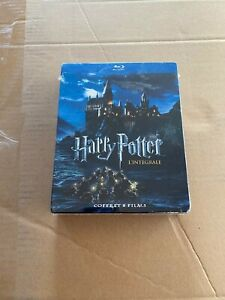 Coffret neuf (sous blister) Blu-ray INTEGRALE Harry Potter en français (8 films)