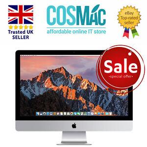 "Apple iMac 21"" QC i5 2.7Ghz 8GB 1TB HDD Slimline A+ Grade (Late 2012) A Grade"