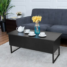 Coffee Table Lift Top Home Living Room Wood Storage Furniture Hidden space New