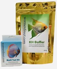 Aquarium Multi Test Kit High Accuracy Tablet Tests & KH Buffer