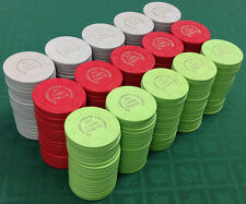 300 8-SUIT SET NCV CLASSIC POKER CRUISES CASINO QUALITY CHIPS - FREE SHIPPING