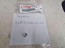NOS OEM Yamaha Lens Fitting Nut 2001-2016 WR250 YZ450 5LP-84126-10-00