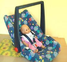 Puppentrage Kinderspielzeug für Puppen Mamis oder Kindersitz/ von Klippan-Osann