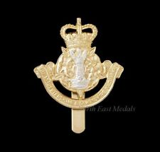 The Leicestershire and Derbyshire Yeomanry Staybrite Cap Badge