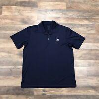 Adidas Polo Shirt Mens Large ClimaLite ClimaCool Short Sleeve Pure Motion Golf