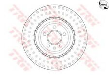 TRW BRAKE DISC (SINGLE) - DF6149S |Next working day to UK