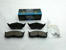 VGX Metallic disc brake pad set FRONT MF591