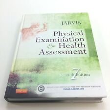 Physical Examination and Health Assessment by Carolyn Jarvis (Hardcover, 7th...