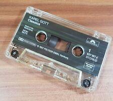 MC Musiccassette Karel Gott Classics 1997 Polydor Musikkassette