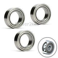 3 x MR115ZZ Precision Blindé Miniature roulements à billes 5*11*4mm RC Modèle Premium