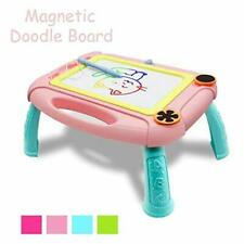 TENOL Gift for Girls 2-6 years old,Magnetic Doodle Board Magnetic Drawing Pad