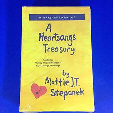A Heartsong Treasury Mattie JT Stepanek 3 Book Set Poetry Muscular Dystrophy New