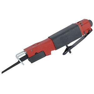 New High Speed Air Body Saw Reciprocating Pneumatic Tools 2 Blades Cutting Off