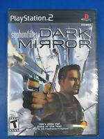 Syphon Filter: Dark Mirror (Sony PlayStation 2 PS2) Brand New Sealed