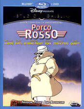 Porco Rosso [Blu-ray + DVD] New