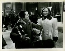 SONJA HENIE RICHARD GREENE MY LUCKY STAR 1938   ORIG 8X10 Photo X1313