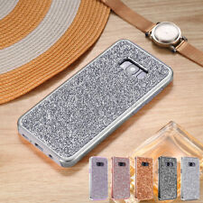 For Samsung Galaxy Note 8 Case Diamond Bling Hybrid Tough Phone Cover
