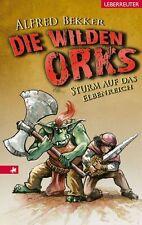 Sturm auf das Elbenreich von Alfred Bekker (2012, Gebunden)