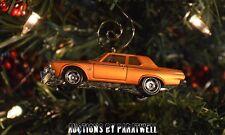 Custom '63 '64 Plymouth Belvedere 426 Max Wedge Christmas Ornament 1/64 Adorno
