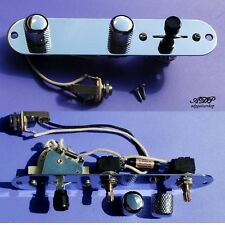 KIT CONTROLE ELECTRONIQUE VINTAGE TELECASTER TopQuality