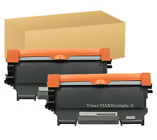 2 High Yield TN450 Toner Cartridge For Brother HL-2240 HL2270DW 2280DW MFC-7360N