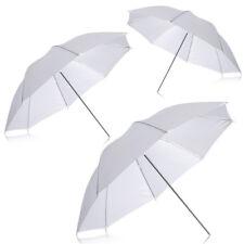 "Neewer 3pcs 33"" Studio Lighting Reflective Flash Translucent White soft Umbrella"