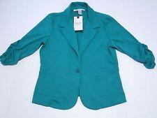 American Rag Cie, Women's Blazer, Green,  Sz. XLarge