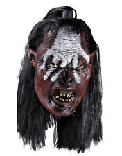 Lord of the Rings Costume Accessory Mens Lurtz Full Mask