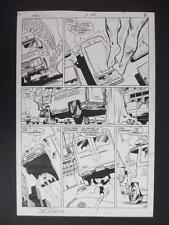 The Man of Steel #5 DC 1986 (Original Art) Page 9 by John Byrne & Dick Giordano!