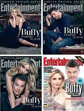 Buffy the Vampire Slayer 2017 Entertainment Weekly ALL 4 LIMITED EDITION COVERS