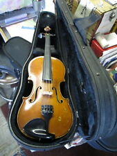 Scherl & Roth Violin & Case well worn pre-owned