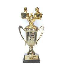 Arm Wrestling Cup Trophy- Custom- Bicep- Forearm- Desktop Series-Free Lettering