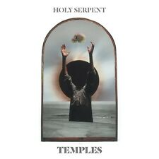 HOLY SERPENT - TEMPLES (LIMITED COLOUR EDITION)   VINYL LP NEU