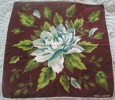Vintage handkerchief Faith Austin - Lovely Floral
