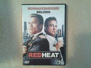 Red Heat - DVD - Uncut - Arnold Schwarzenegger