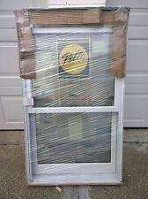NEW: PELLA Premium Home Wood DOUBLE-HUNG WINDOW w/ Aluminum Cladding 29x46