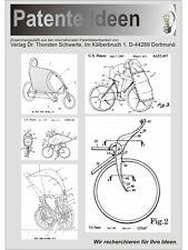 Fahrrad Bike Trike Wetterschutz Selbst bauen 55 Patente