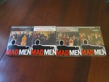 MAD MEN - Intégrales des 4 premières saisons