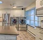 lg washer and dryer set photo