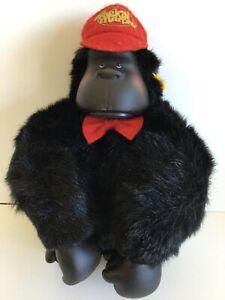 Magical Murphy Plush Toy Vintage 1987 Rare Gorilla Ape Makes Growling Sound