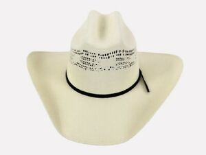 Texas Hat Company 20X Lampases Bangora Straw Cowboy Hat