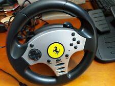 Thrustmaster Ferrari Universal Challenge Racing Wheel & Foot Pedals PS3/PC