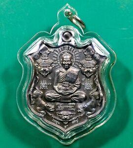 Thai Amulet Powerful Magic Rian LP Phat THAI BUDDHA AMULET Thai Amulet