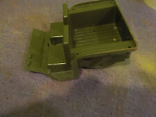 vintage tonka big jeep white inner body 1//4 axle  hole for parts
