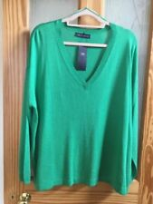 Marks and Spencer Acrylic V-Neck Jumpers & Cardigans for Women