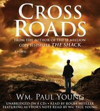 Cross Roads by William Paul Young Wm Crossroads CD Unabridged Audiobook Audio Bk