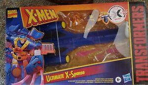 Hasbro Transformers/ X-Men Ultimate X-Spanse *NEW