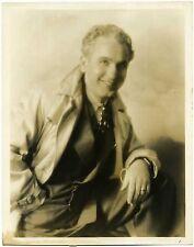 CHARLES KLEIN 1920s ORIGINAL 10x8 PORTRAIT