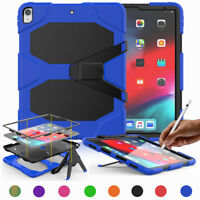 Shockproof Rubber Hard Stand Case Cover For New Apple iPad Pro 12.9 3rd Gen 2018